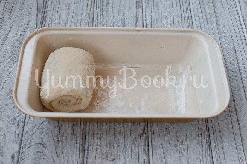Японский молочный хлеб Хоккайдо - шаг 14