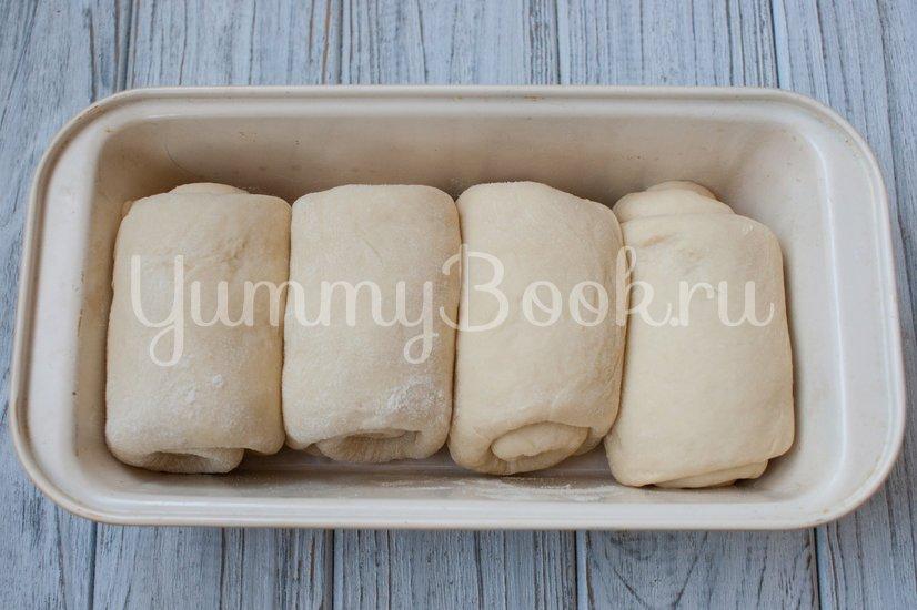 Японский молочный хлеб Хоккайдо - шаг 15