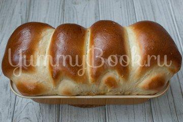 Японский молочный хлеб Хоккайдо - шаг 17