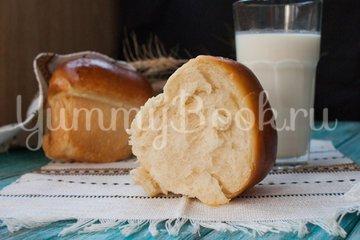 Японский молочный хлеб Хоккайдо - шаг 18