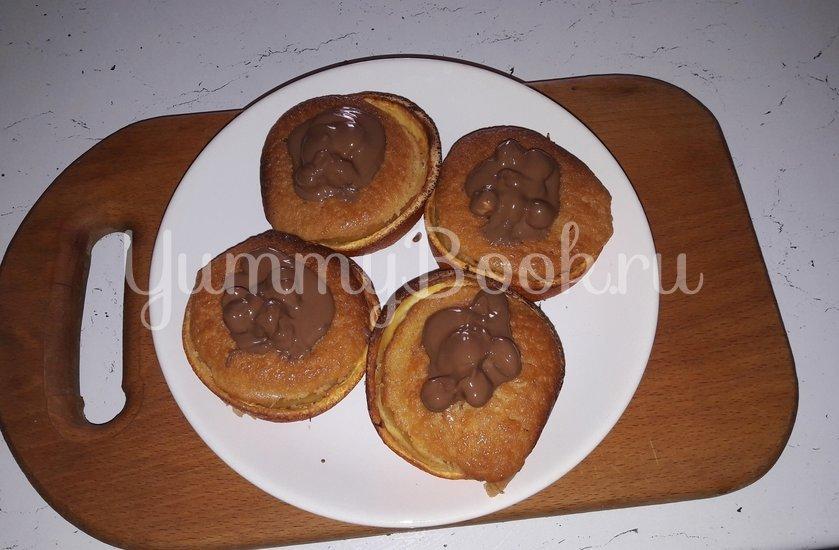 Оранжевые кексы с апельсином - шаг 4