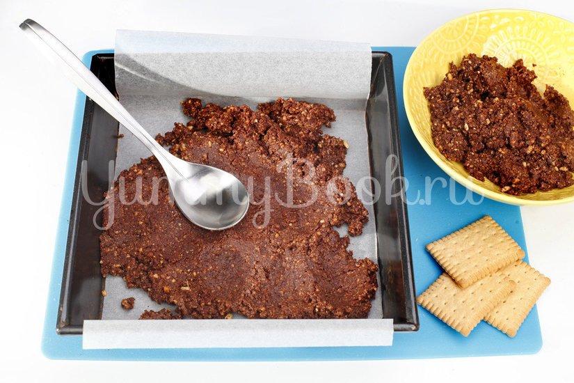 Кокосовый десерт с ягодами - шаг 2