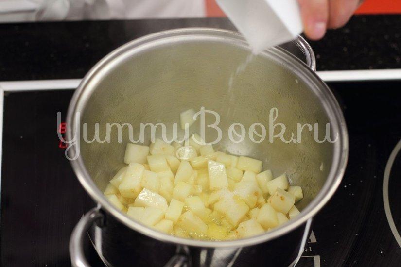 Суп-пюре из сельдерея - шаг 2
