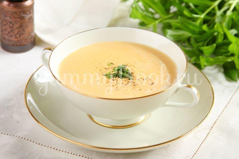 Суп-пюре из сельдерея - шаг 6