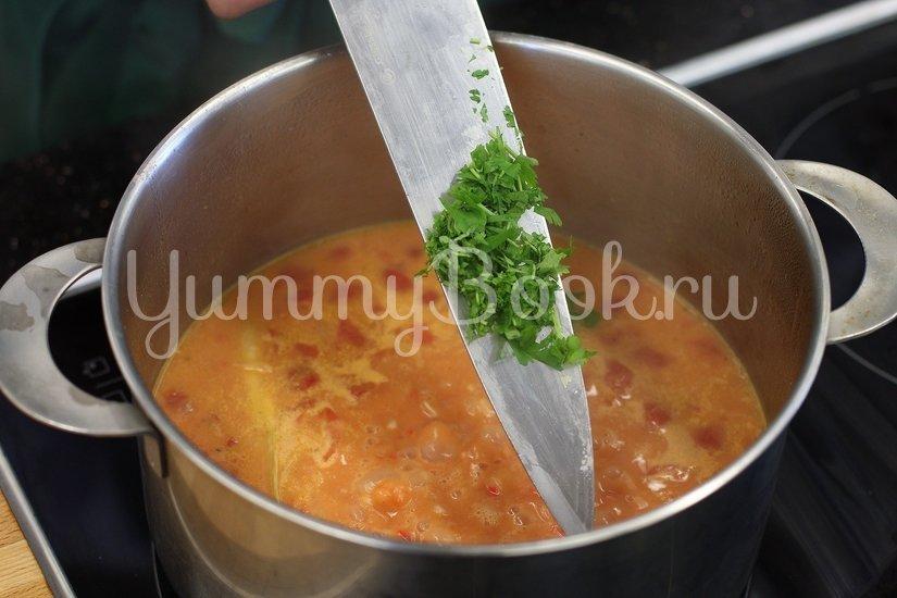 Пряный томатный суп - шаг 3