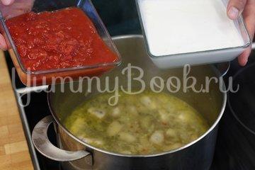 Пряный томатный суп - шаг 2