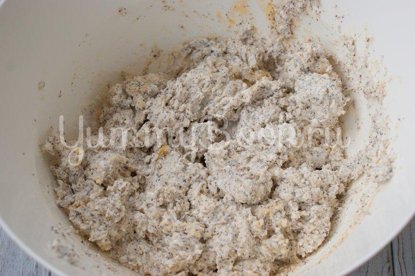 Творожно-маковый пирог - шаг 7