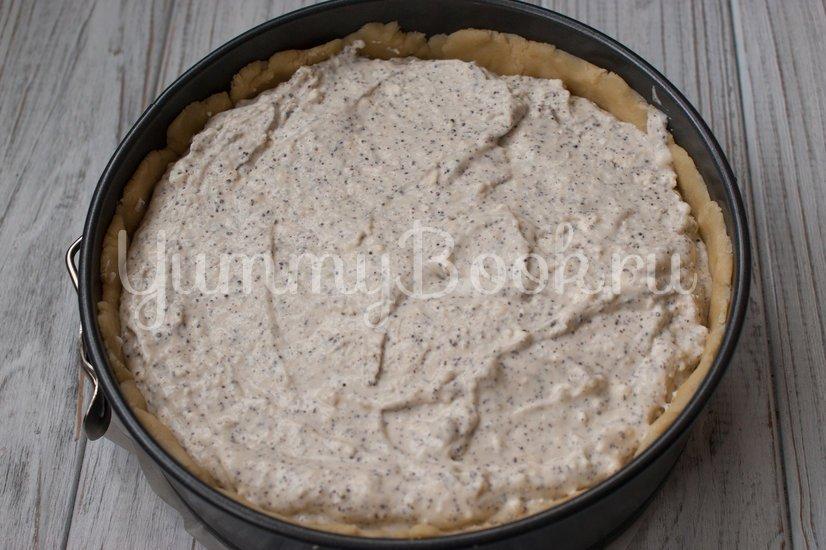 Творожно-маковый пирог - шаг 10