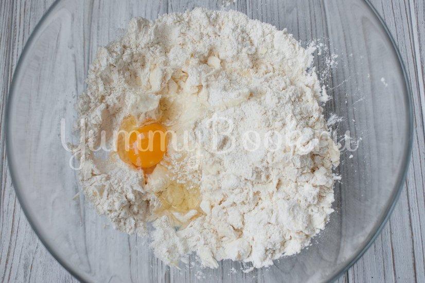 Творожно-маковый пирог - шаг 2
