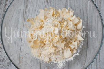 Творожно-маковый пирог - шаг 1
