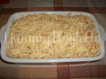 Макароны в сметанном соусе с сыром - шаг 13