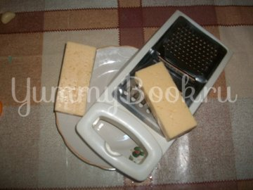 Макароны в сметанном соусе с сыром - шаг 7