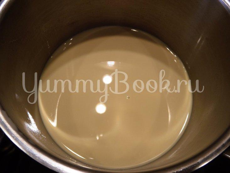 Медовые блинчики на топленом молоке - шаг 1