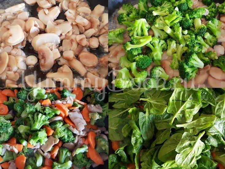Киноа с овощами - шаг 2