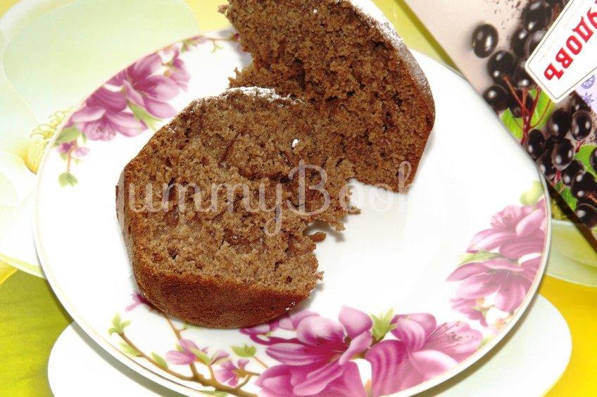 Черемухово-медовый кекс