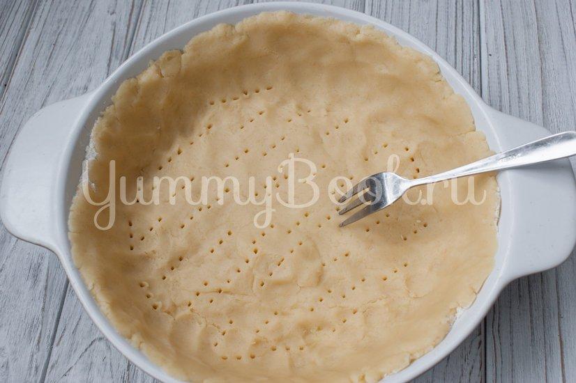 Пирог с вишнёвой начинкой - шаг 5