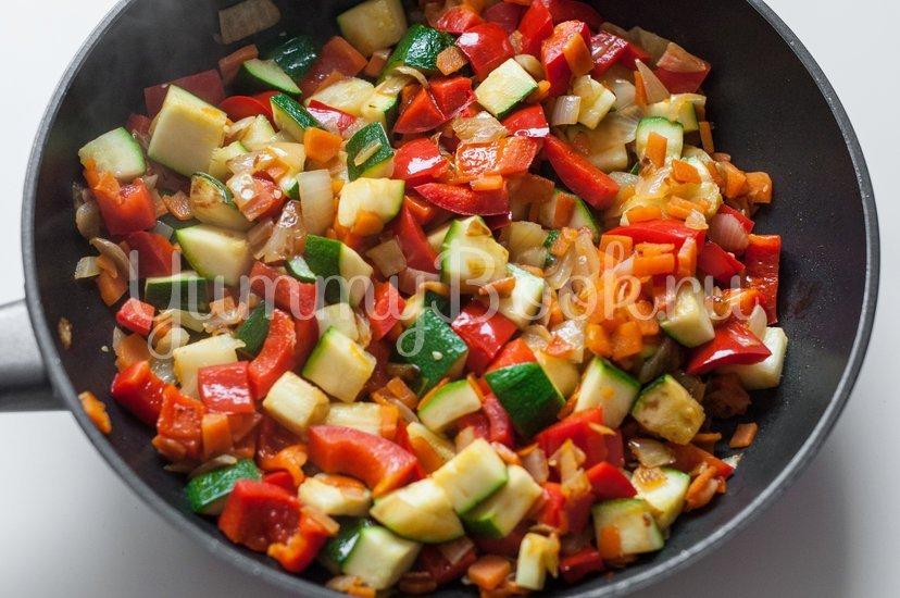 Булгур с курицей и овощами - шаг 5