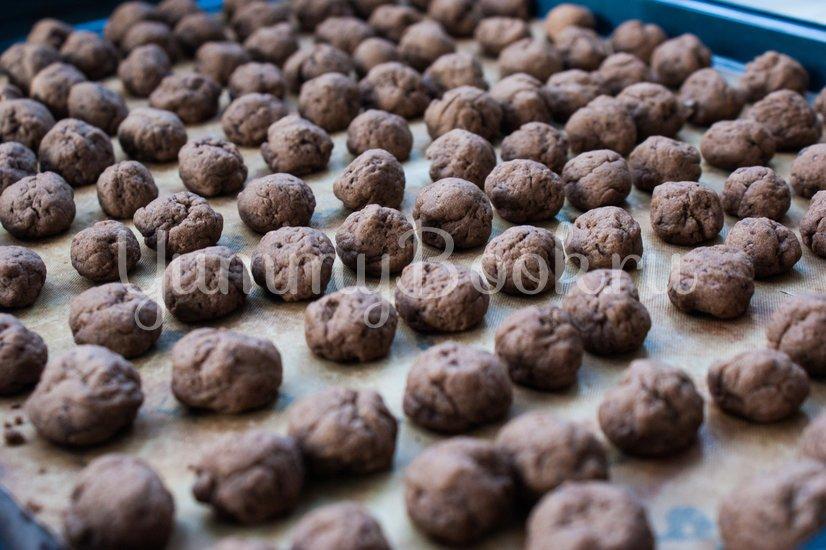 Маленькое кофейное печенье - шаг 4