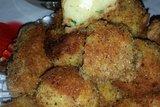Картофельные бомбочки