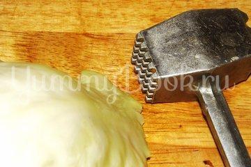 Голубцы с грибами - шаг 9