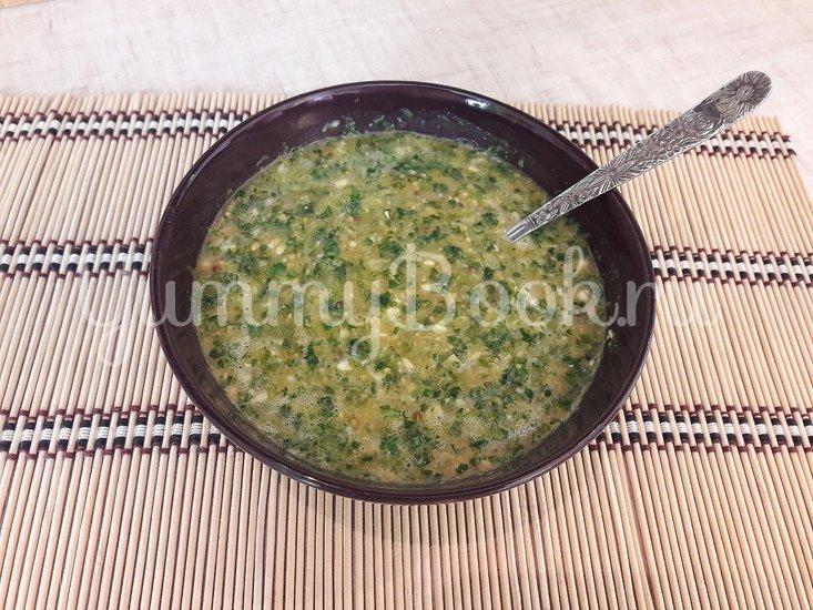 Свежий салат с нестандартной цитрусовой заправкой - шаг 7