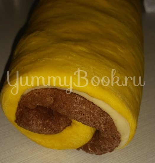 Постный хлеб в духовке на сухих дрожжах - шаг 9