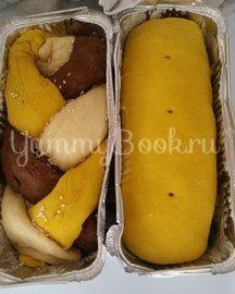 Постный хлеб в духовке на сухих дрожжах - шаг 12