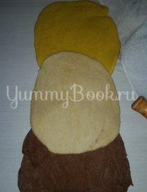 Постный хлеб в духовке на сухих дрожжах - шаг 7