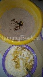 Постный хлеб в духовке на сухих дрожжах - шаг 4