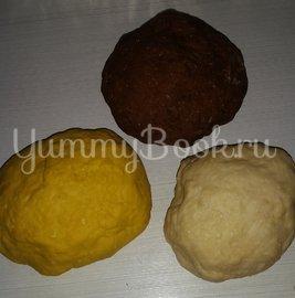 Постный хлеб в духовке на сухих дрожжах - шаг 5
