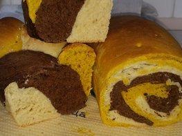 Постный хлеб в духовке на сухих дрожжах