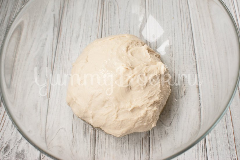 Пшеничный батон - шаг 3