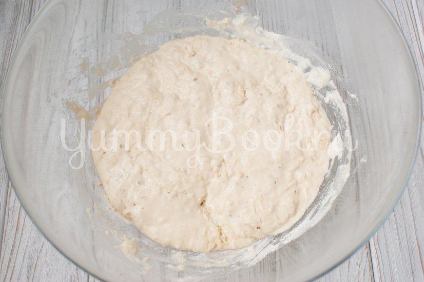Пшеничный батон - шаг 1