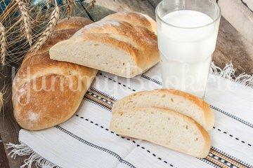 Пшеничный батон - шаг 9