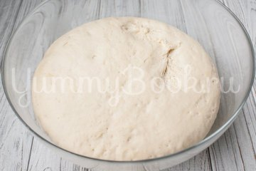 Пшеничный батон - шаг 4