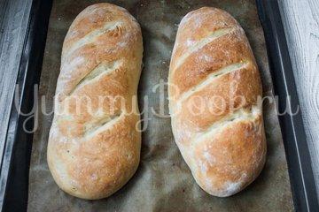 Пшеничный батон - шаг 8