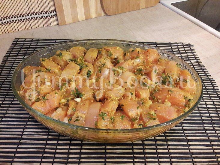 Куриное филе, запечённое с чесноком и тимьяном  - шаг 5
