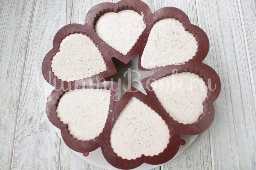 Маково-творожный десерт - шаг 5
