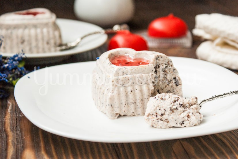 Маково-творожный десерт - шаг 6