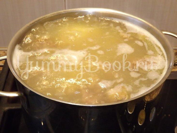 Суп-жаркое из картофеля и тушенки - шаг 4