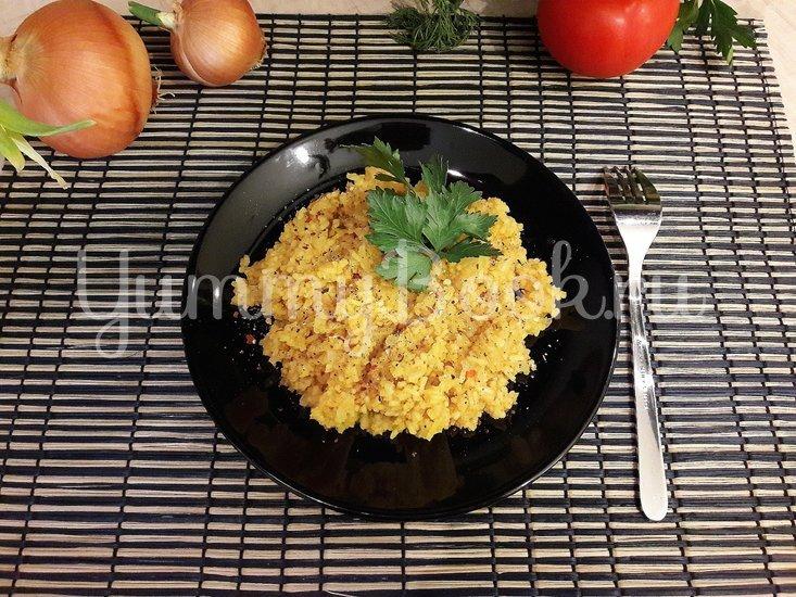 Рис в сковороде - шаг 10