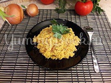 Вкусный рис в сковороде - шаг 11