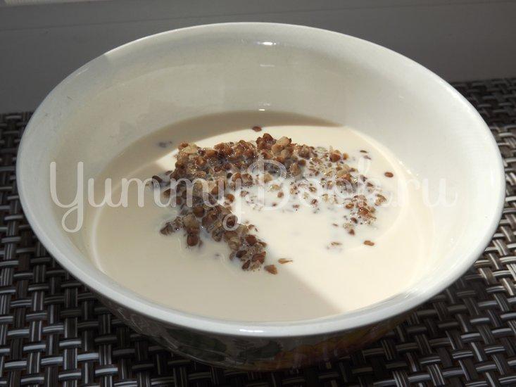 """Пряный гречневый """"суп"""" с орешками - шаг 5"""