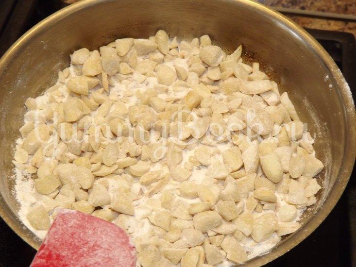 """Пряный гречневый """"суп"""" с орешками - шаг 12"""
