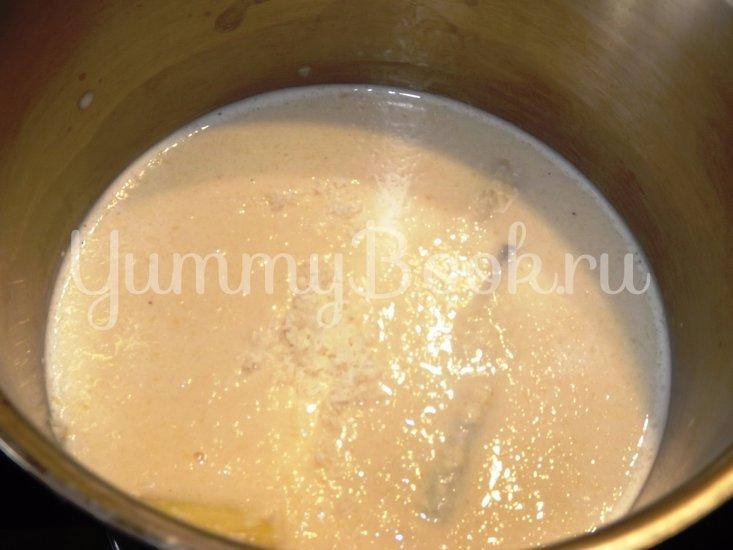 """Пряный гречневый """"суп"""" с орешками - шаг 14"""