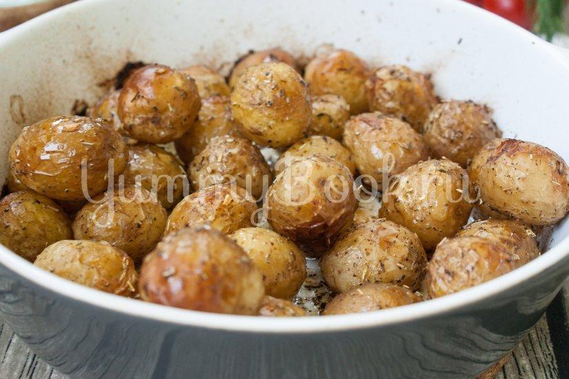 Молодой картофель в духовке - шаг 4