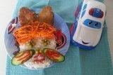 Братец кролик (завтрак для детей)