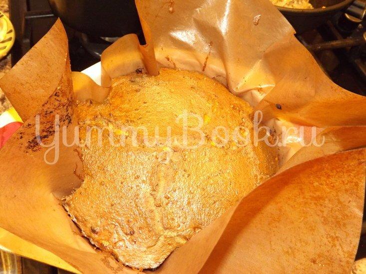 Ленивый печеночный тортик - шаг 10