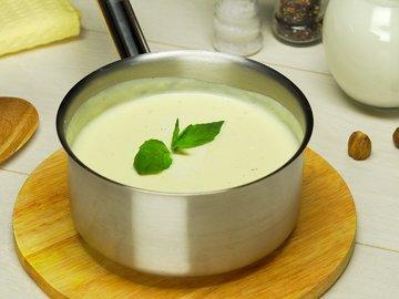 Соус бешамель (базовый соус)