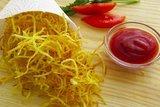 Хрустящий и вкусный картофель пай